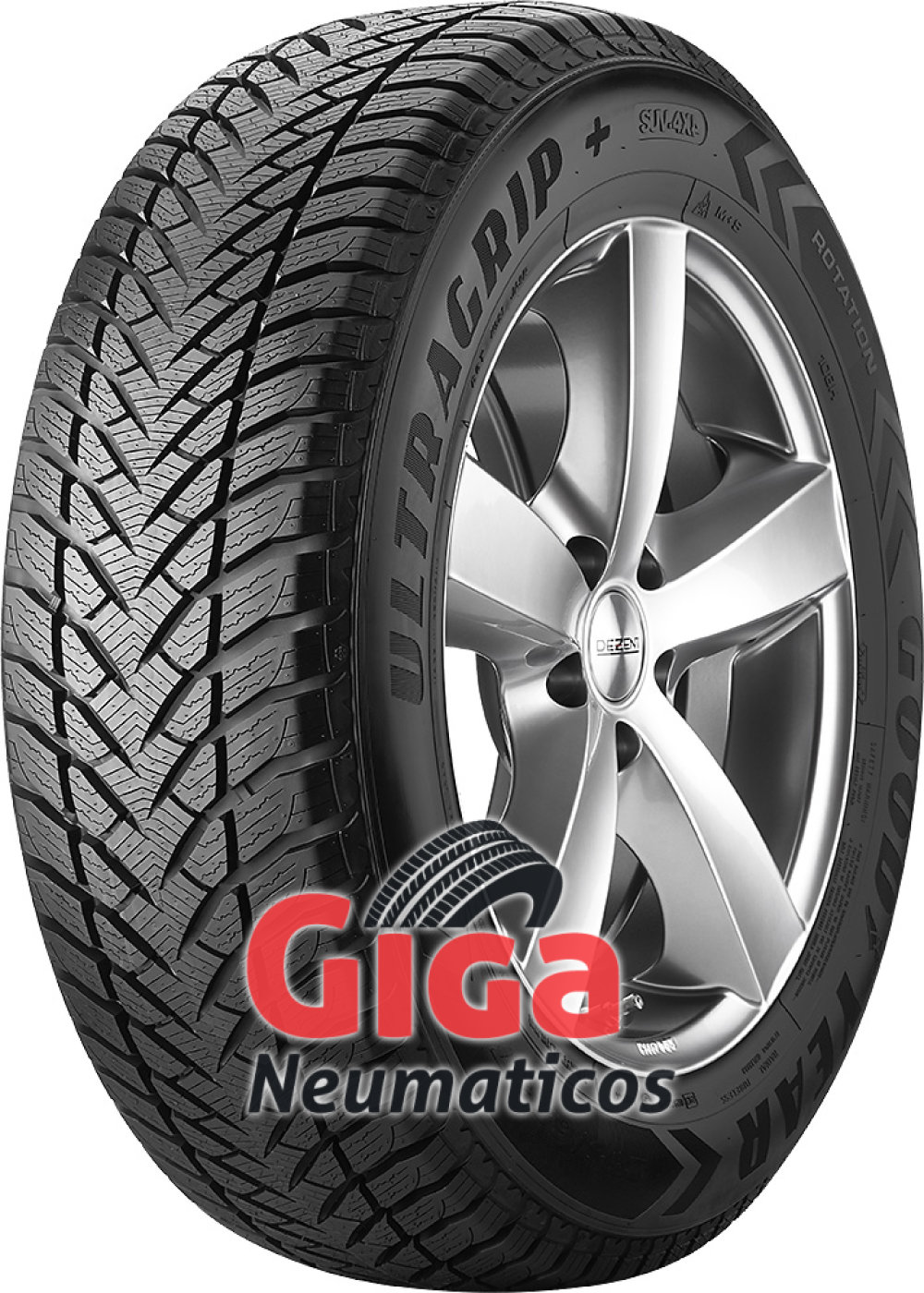 Insa Turbo WINTER GRIP 195//65 R15 91T recauchutados