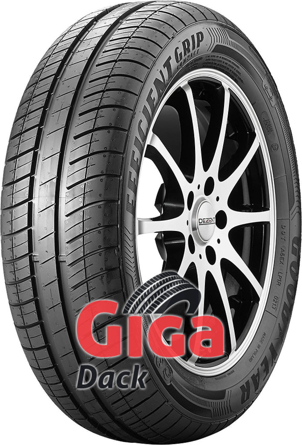 Goodyear EfficientGrip Compact ( 185/60 R14 82T )