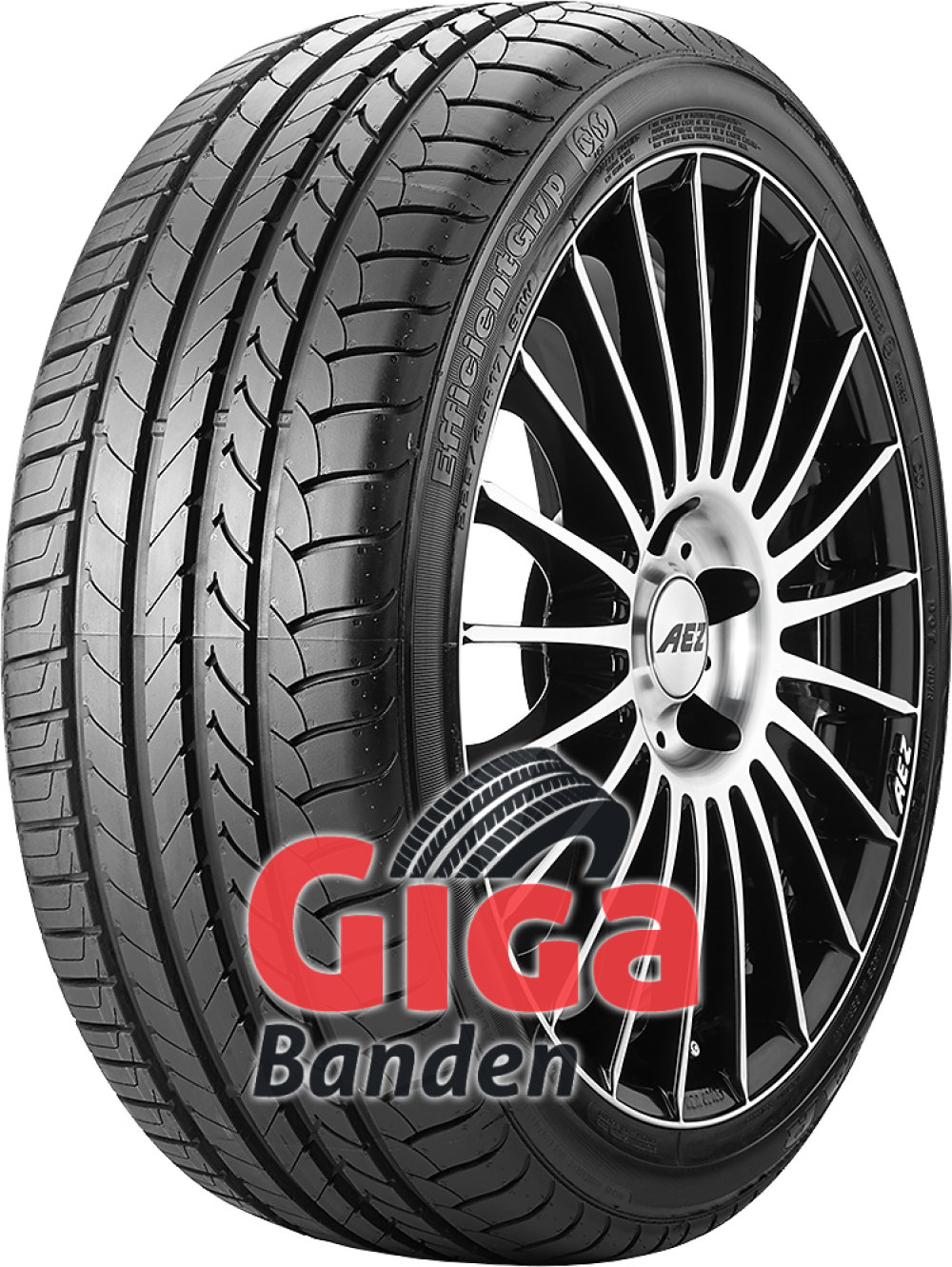 Goodyear EfficientGrip ( 255/60 R18 112V XL , SUV, met velgrandbescherming (MFS) )