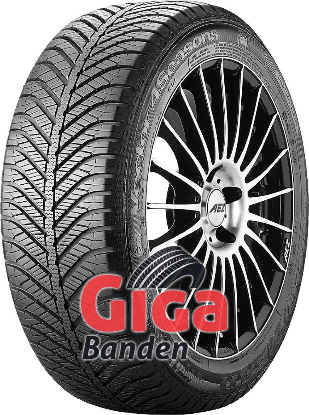 Goodyear Vector 4 Seasons ( 215/60 R17 96V )