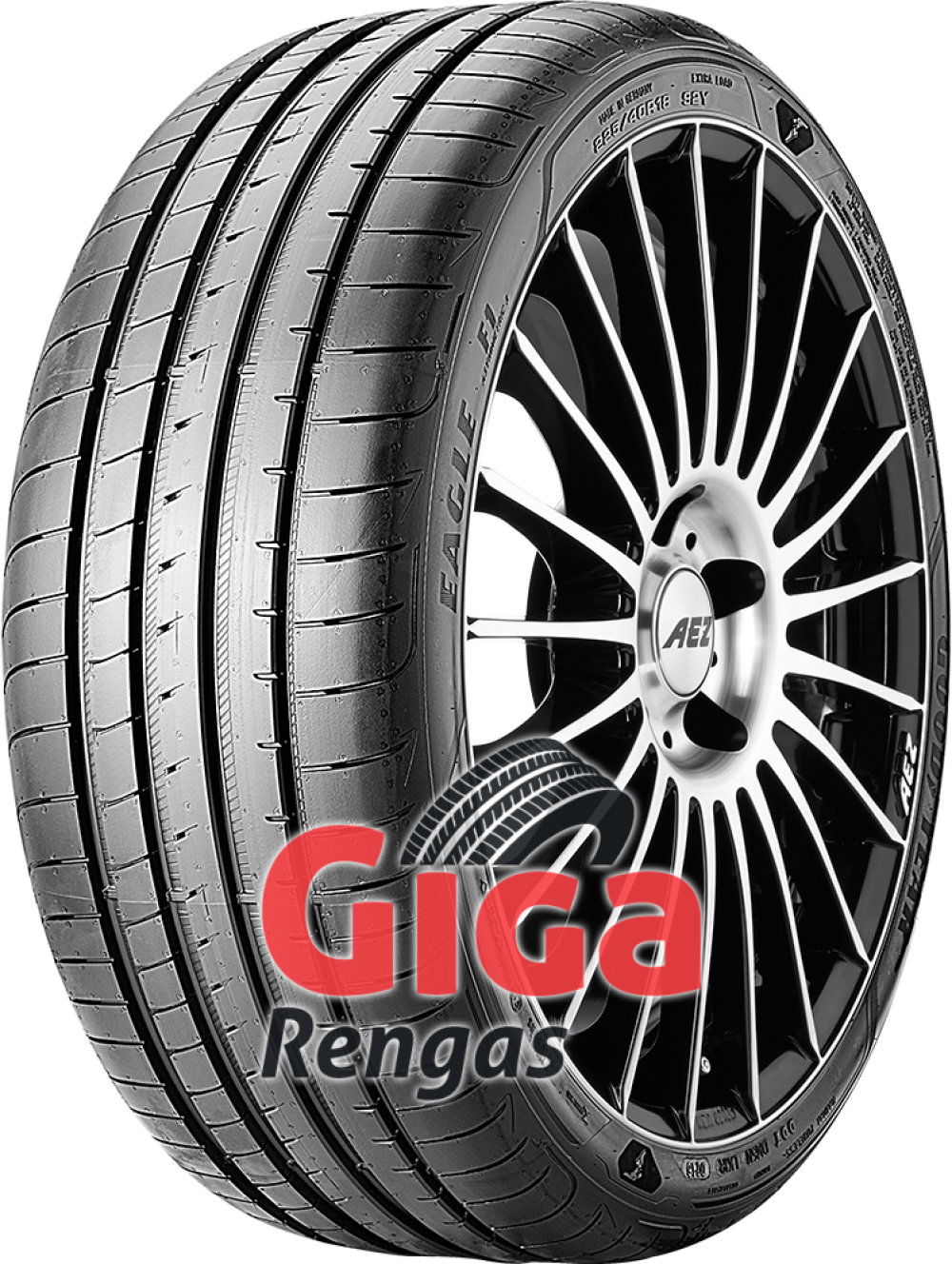 Goodyear Eagle F1 Asymmetric 3 ( 235/60 R18 103W SUV )