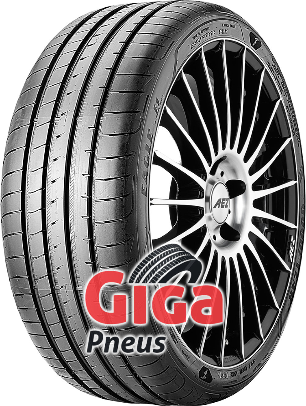 Goodyear Eagle F1 Asymmetric 3 ( 215/40 R18 89Y XL AO )