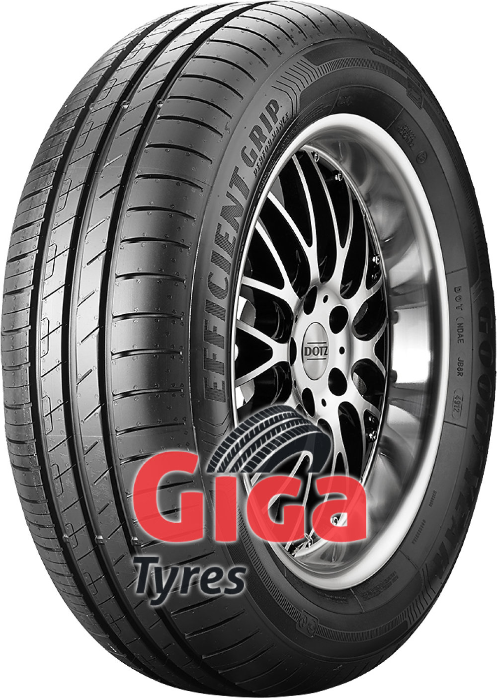 Goodyear EfficientGrip Performance ( 195/60 R16 89V )