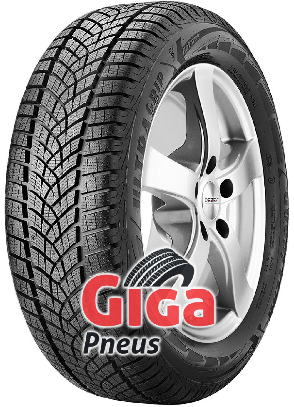 Goodyear UltraGrip Performance GEN-1 ( 235/60 R16 100H )