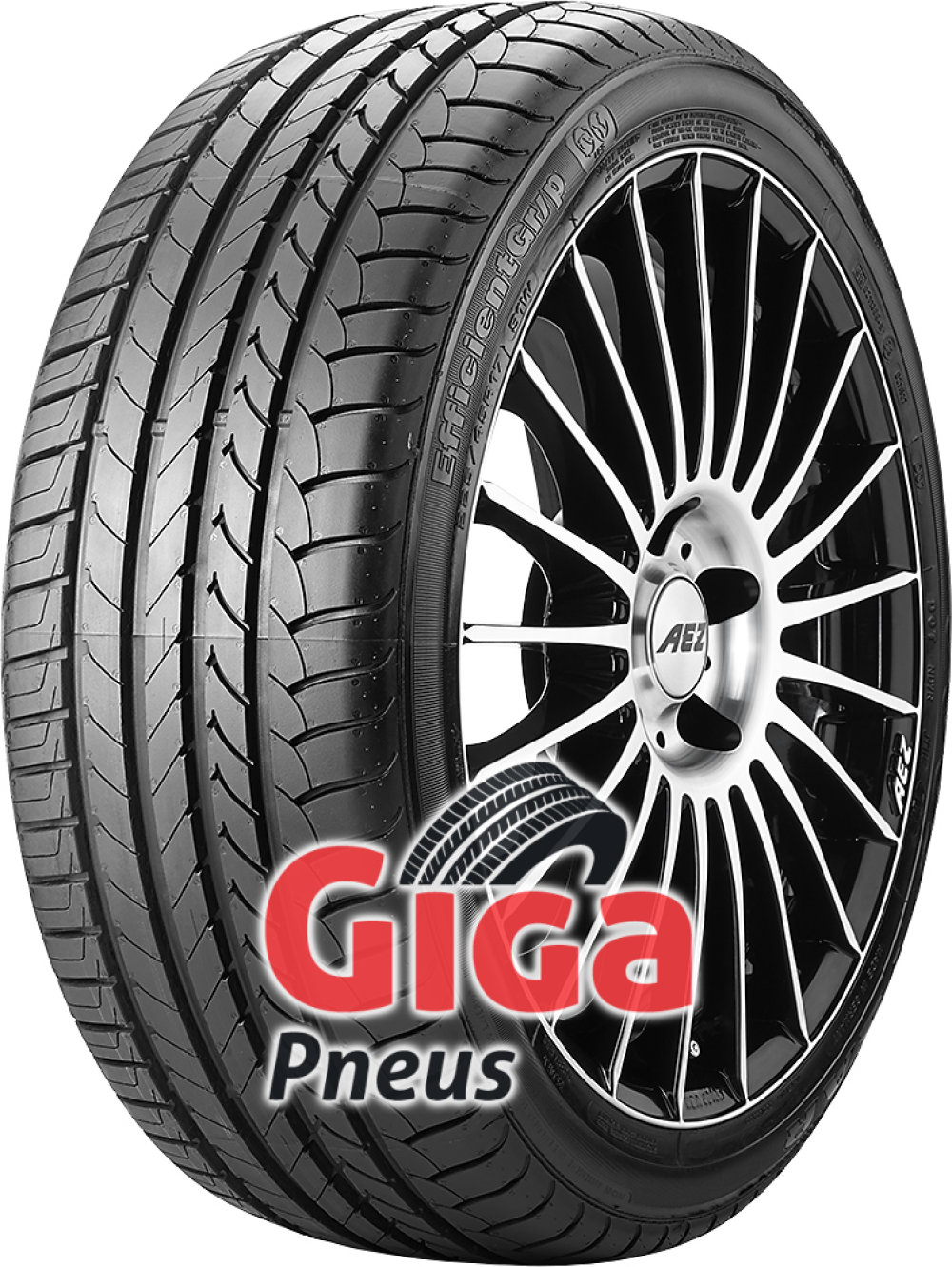 Goodyear EfficientGrip ROF ( 205/55 R16 91V MOE, runflat )