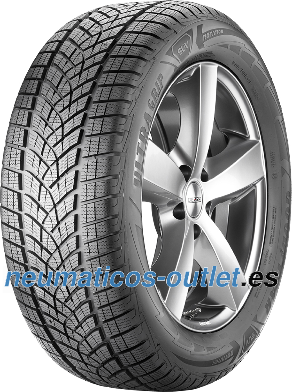 Goodyear UltraGrip Performance SUV GEN-1 ( 235/55 R19 105V XL , SUV )