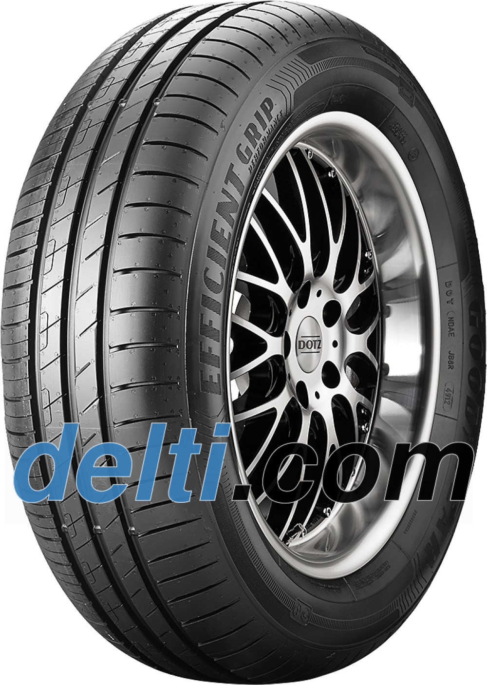 Goodyear EfficientGrip Performance ( 195/50 R16 88V XL osłona felgi (MFS) )