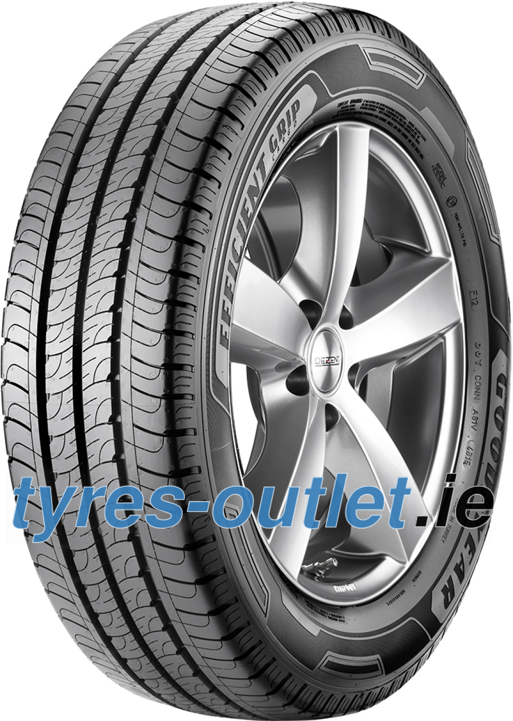 Goodyear EfficientGrip Cargo ( 205/75 R16C 113/111R 10PR )