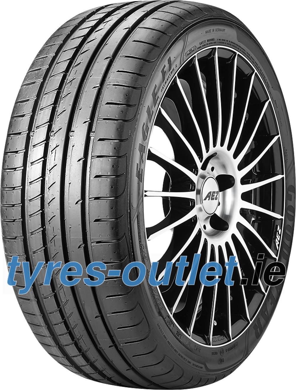 Goodyear Eagle F1 Asymmetric 2 ( 285/40 R21 109Y XL SUV, AO, with rim protection (MFS) )