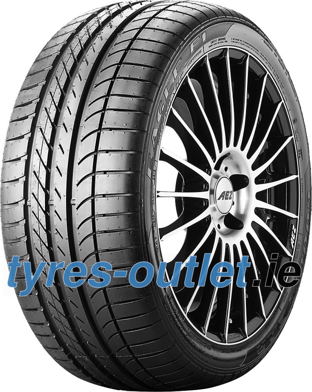 Goodyear Eagle F1 Asymmetric ( 275/45 R20 110Y XL with rim protection (MFS), AO, SUV )