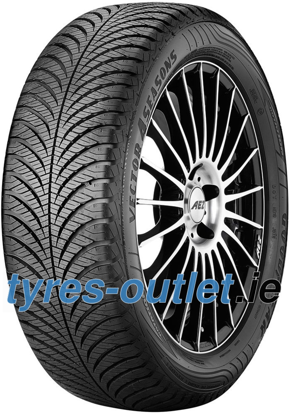 Goodyear Vector 4 Seasons G2 ( 195/55 R16 87H , OP )