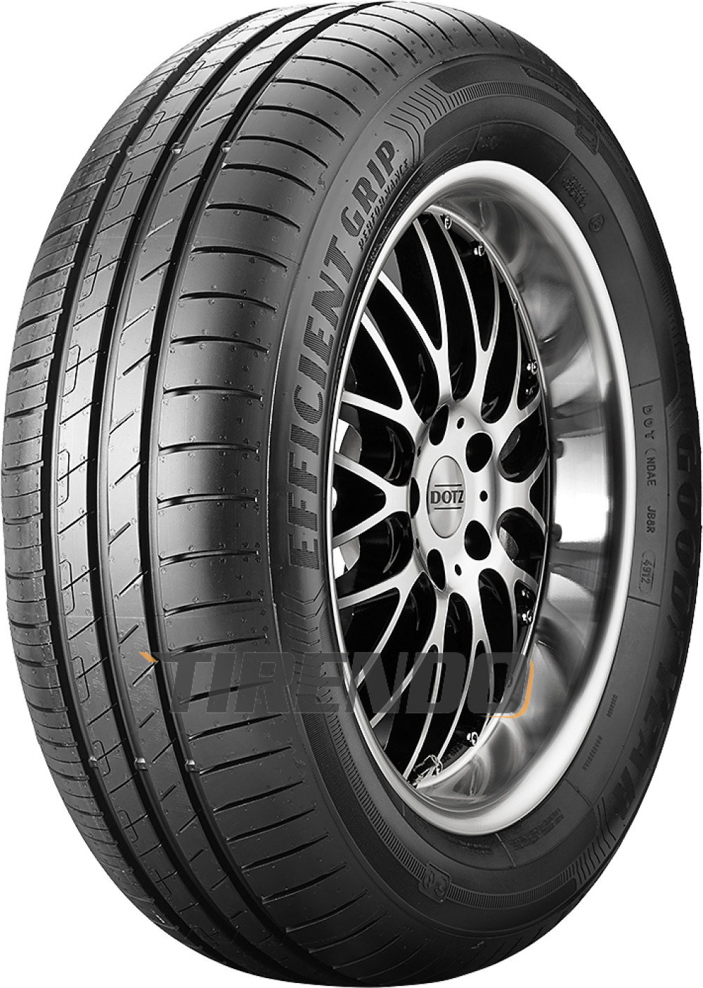 Goodyear EfficientGrip Performance ( 205/55 R16 91H )