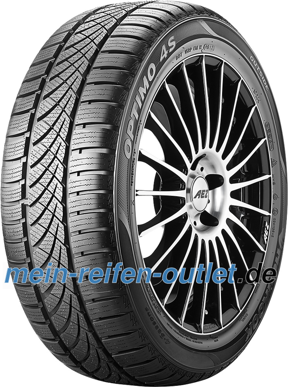 Hankook Optimo 4S H730 ( 165/60 R14 75T )