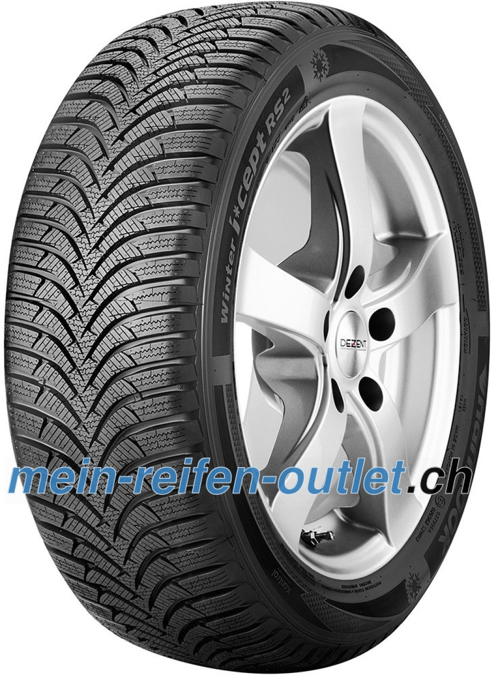 Hankook i*cept RS 2 (W452) ( 195/60 R15 88T )