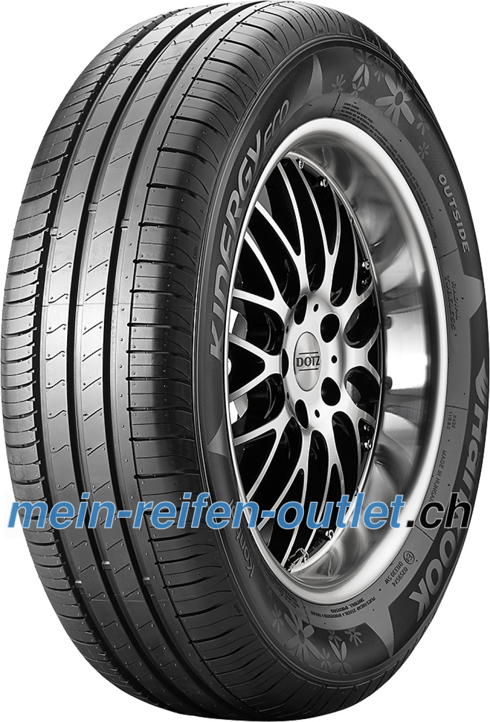 Hankook Kinergy Eco K425 ( 195/65 R15 91T )