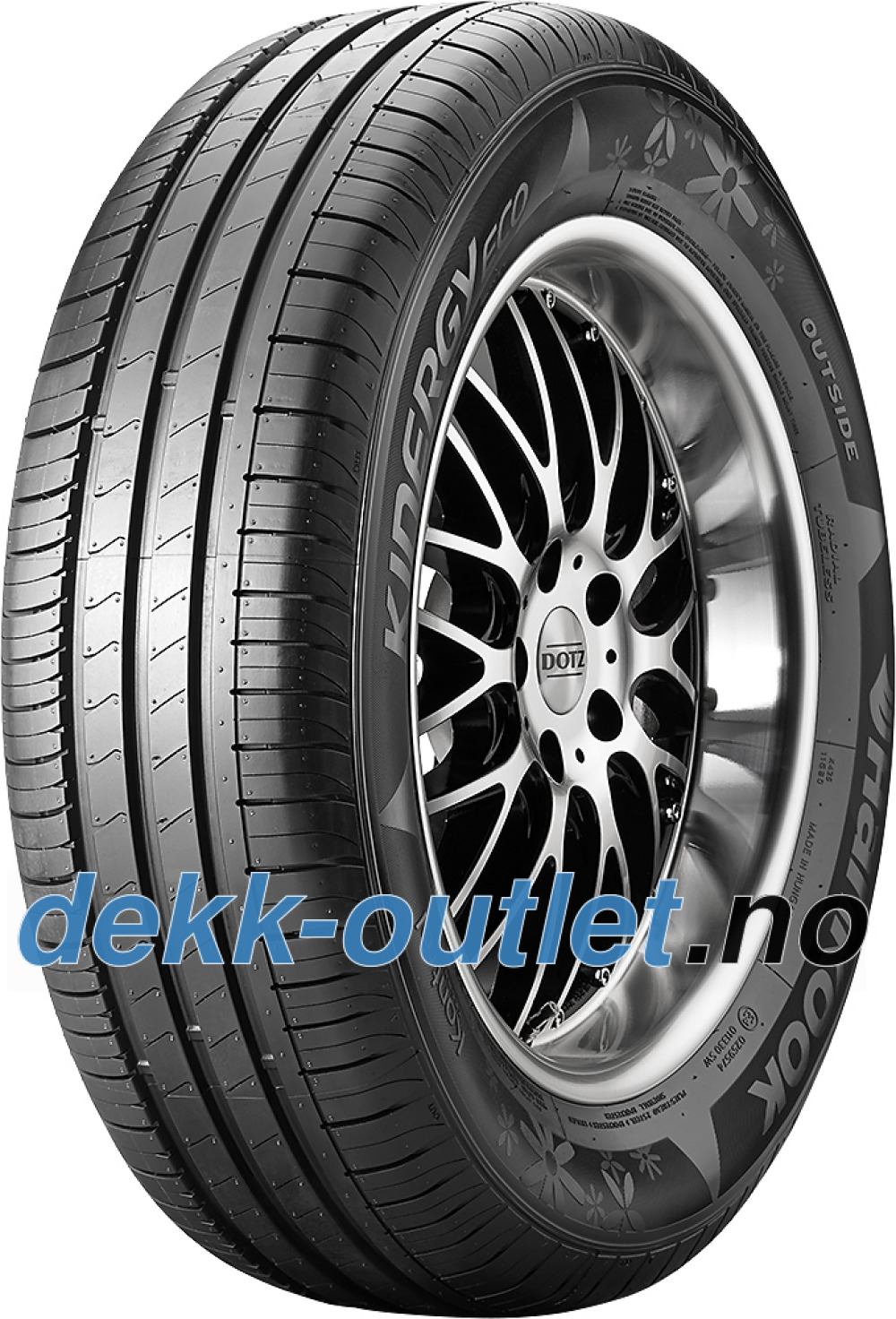 Hankook Kinergy Eco K425 ( 155/65 R14 75T SBL )