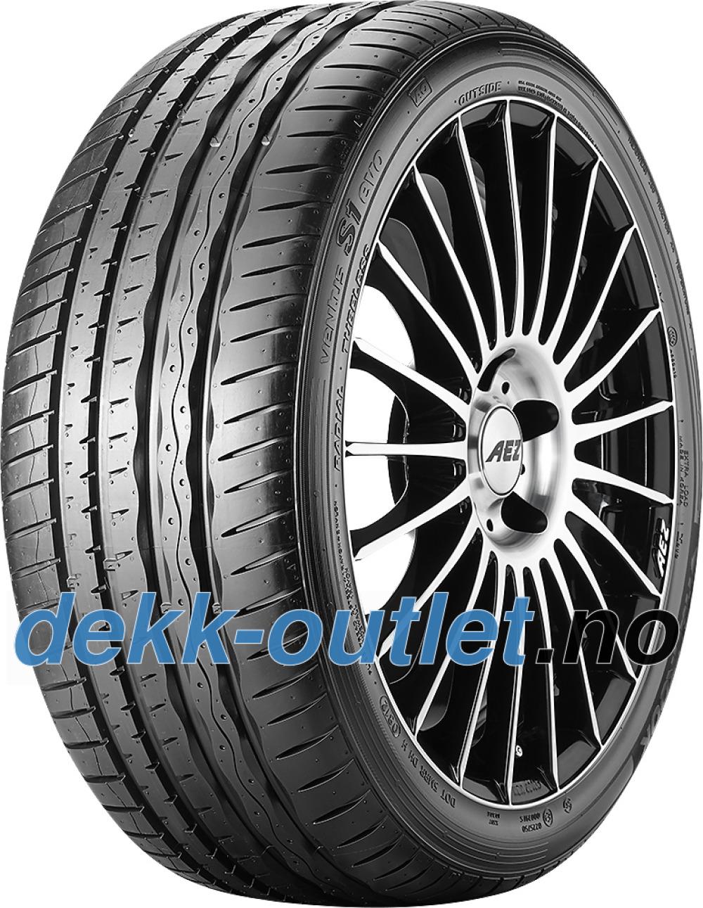 Hankook Ventus S1 Evo K107 ( 285/35 ZR18 101Y XL med felgbeskyttelse (MFS) SBL )