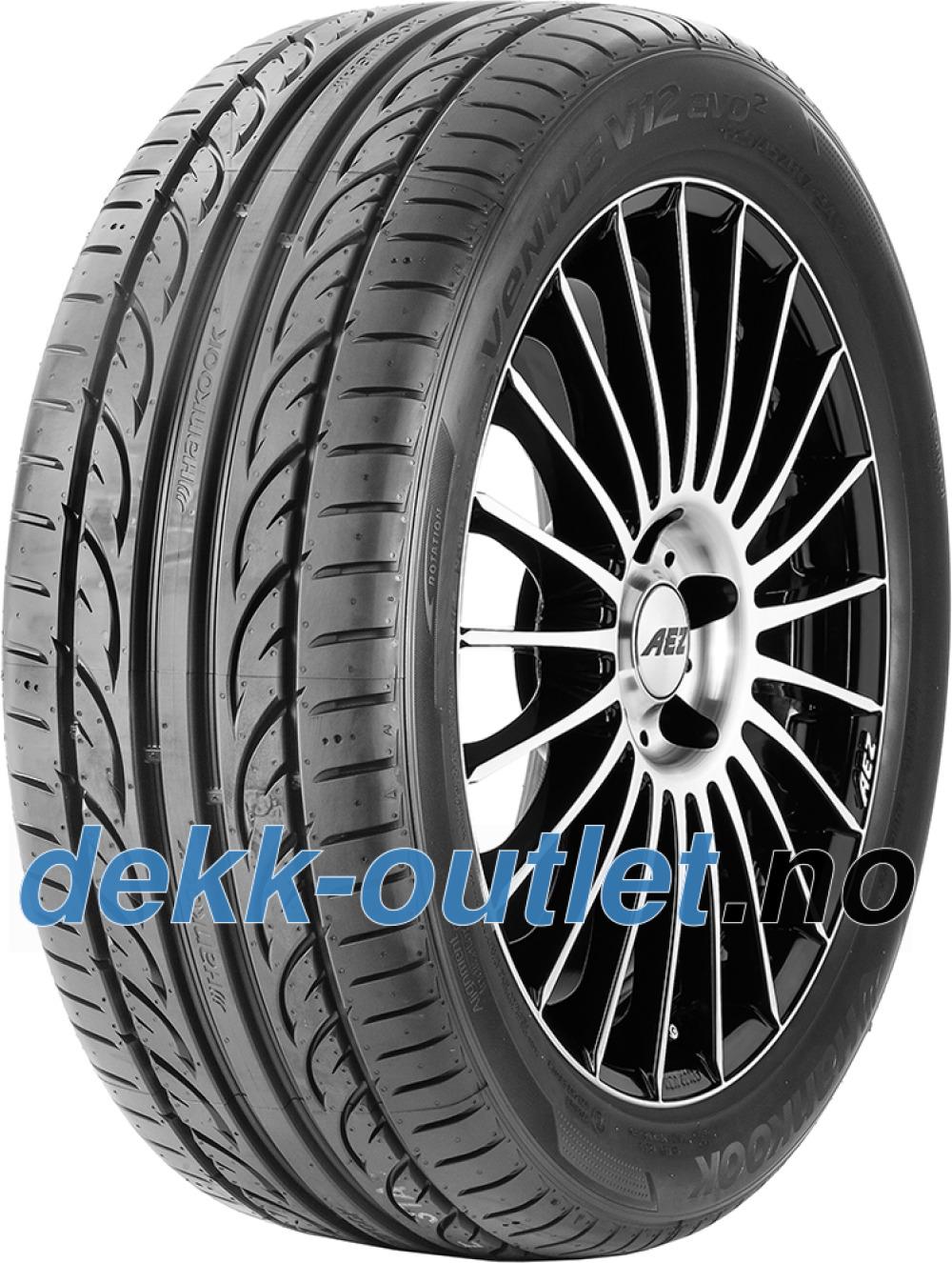 Hankook Ventus V12 Evo 2 K120 ( 245/35 ZR17 87Y med felgbeskyttelse (MFS) SBL )