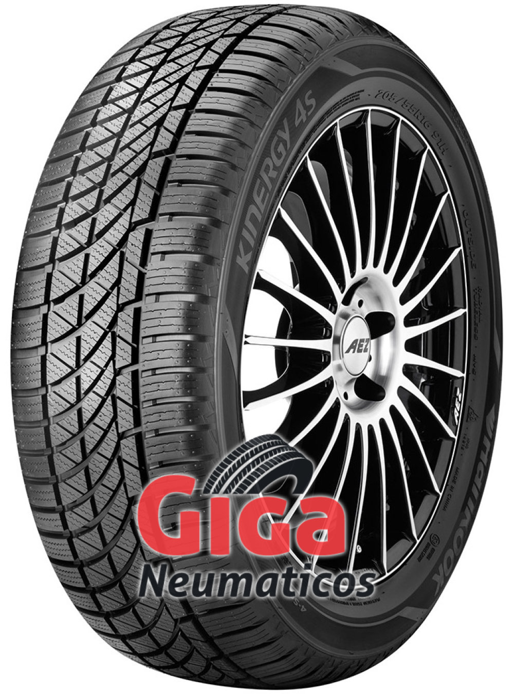 Hankook Kinergy 4S H740 ( 185/65 R15 88H )