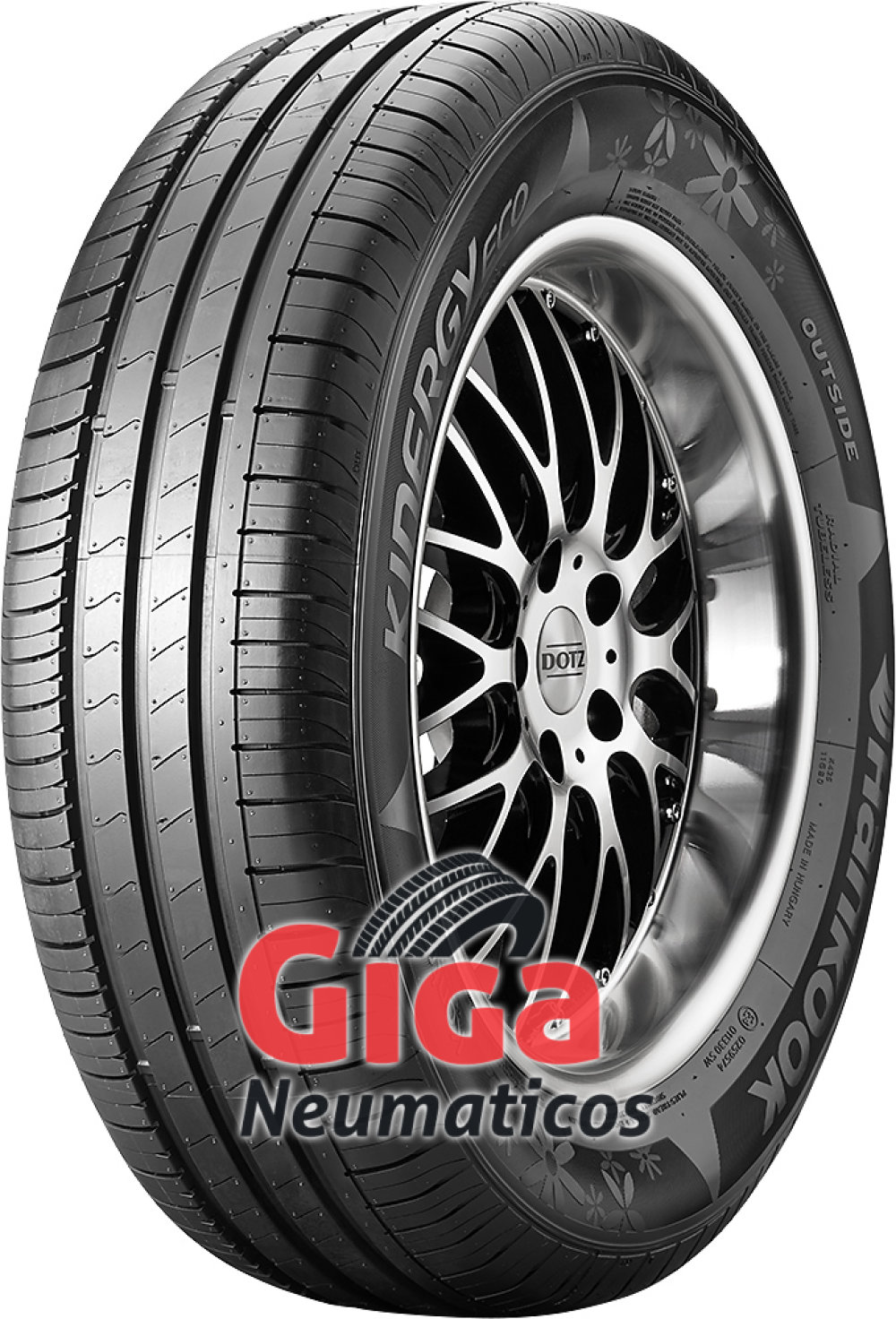 Hankook Kinergy Eco K425 ( 195/55 R16 87V SBL )