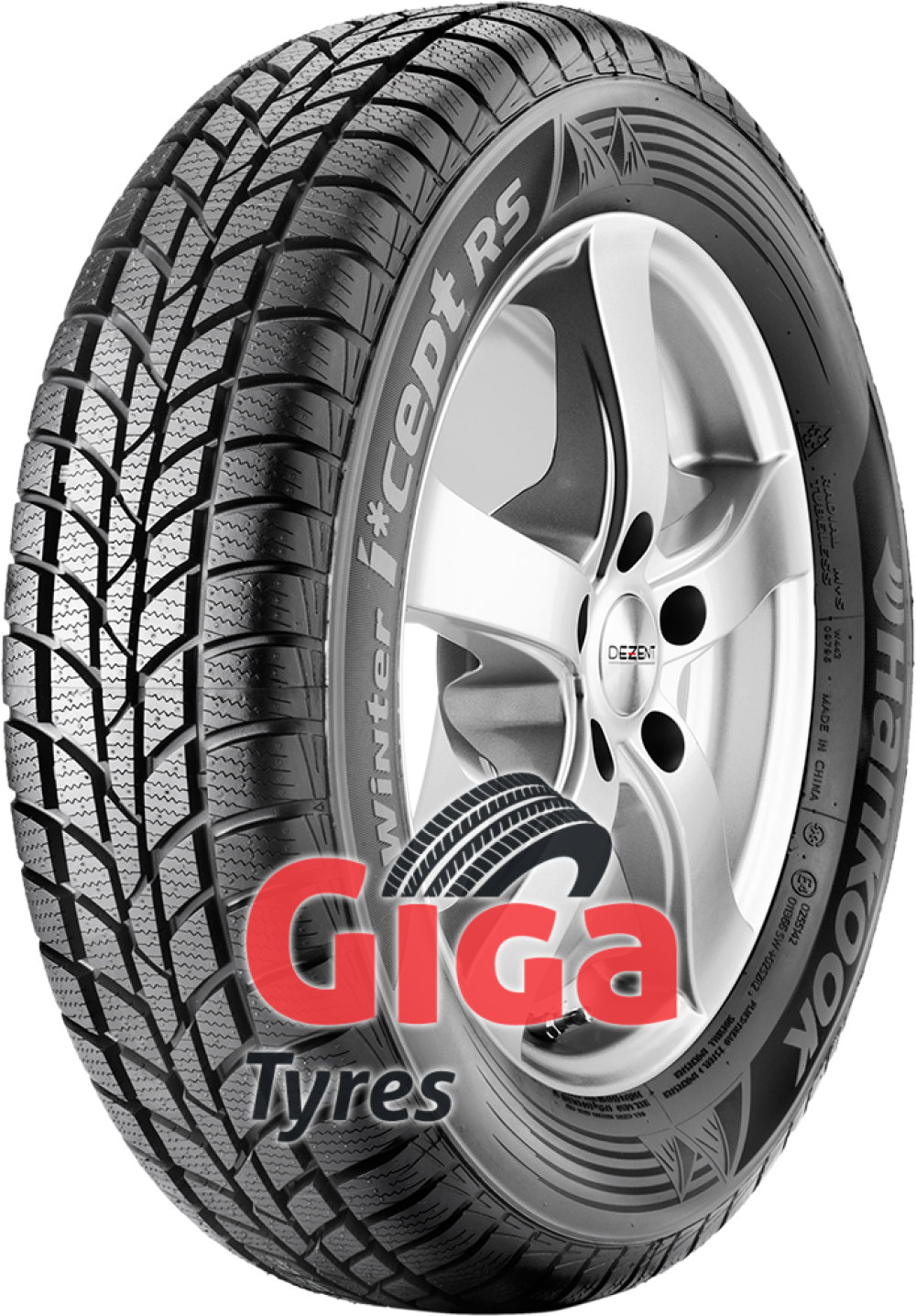 Hankook i*cept RS (W442) ( 165/65 R15 81T )