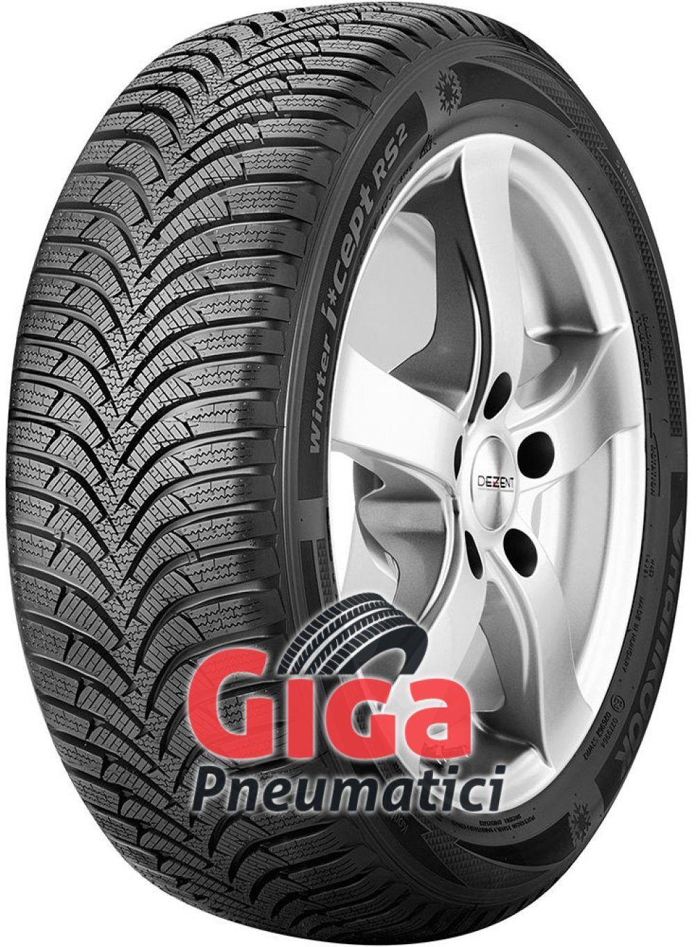 Hankook i*cept RS 2 (W452) ( 205/45 R16 87H XL )