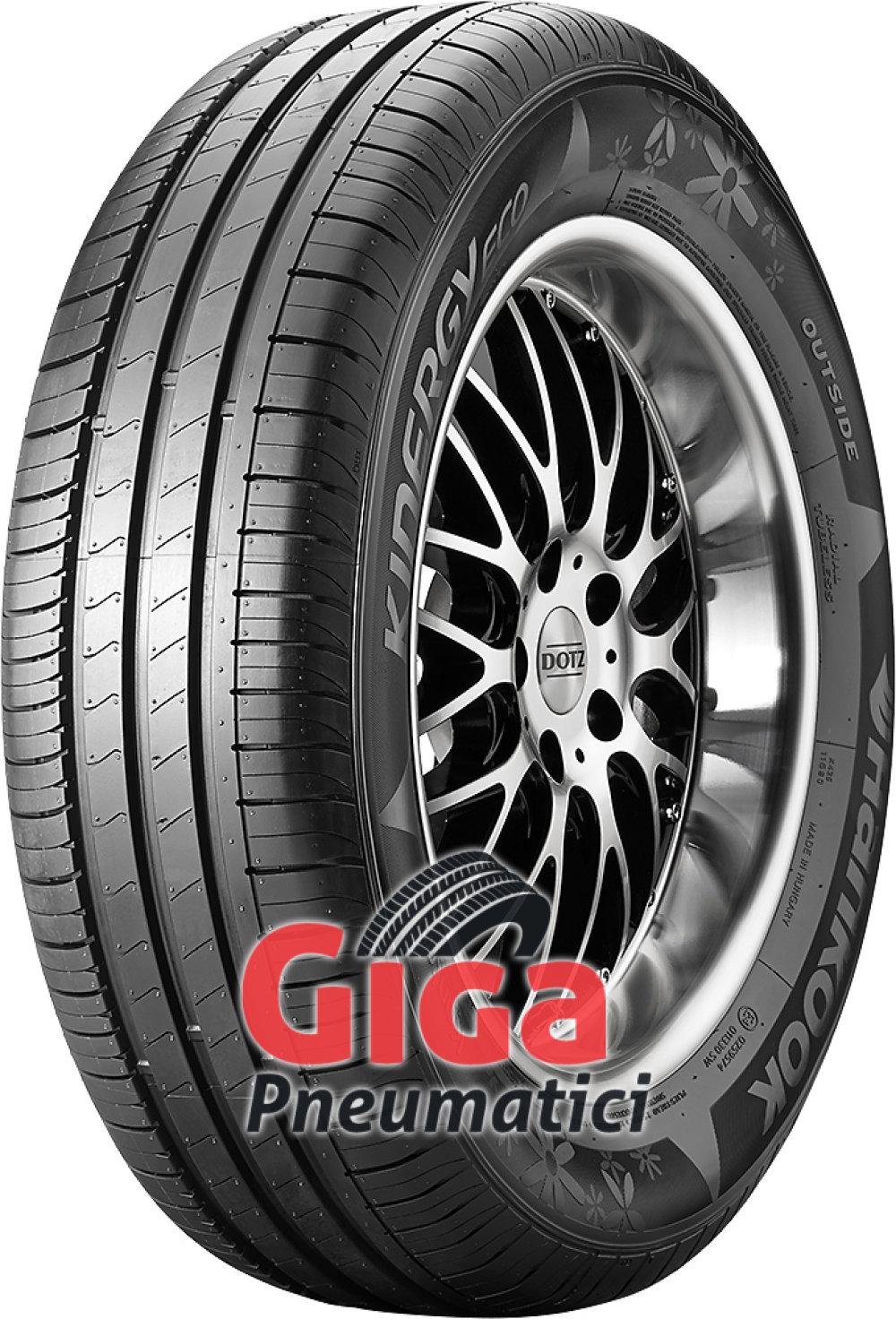 Hankook Kinergy Eco K425 ( 185/60 R15 88H XL )