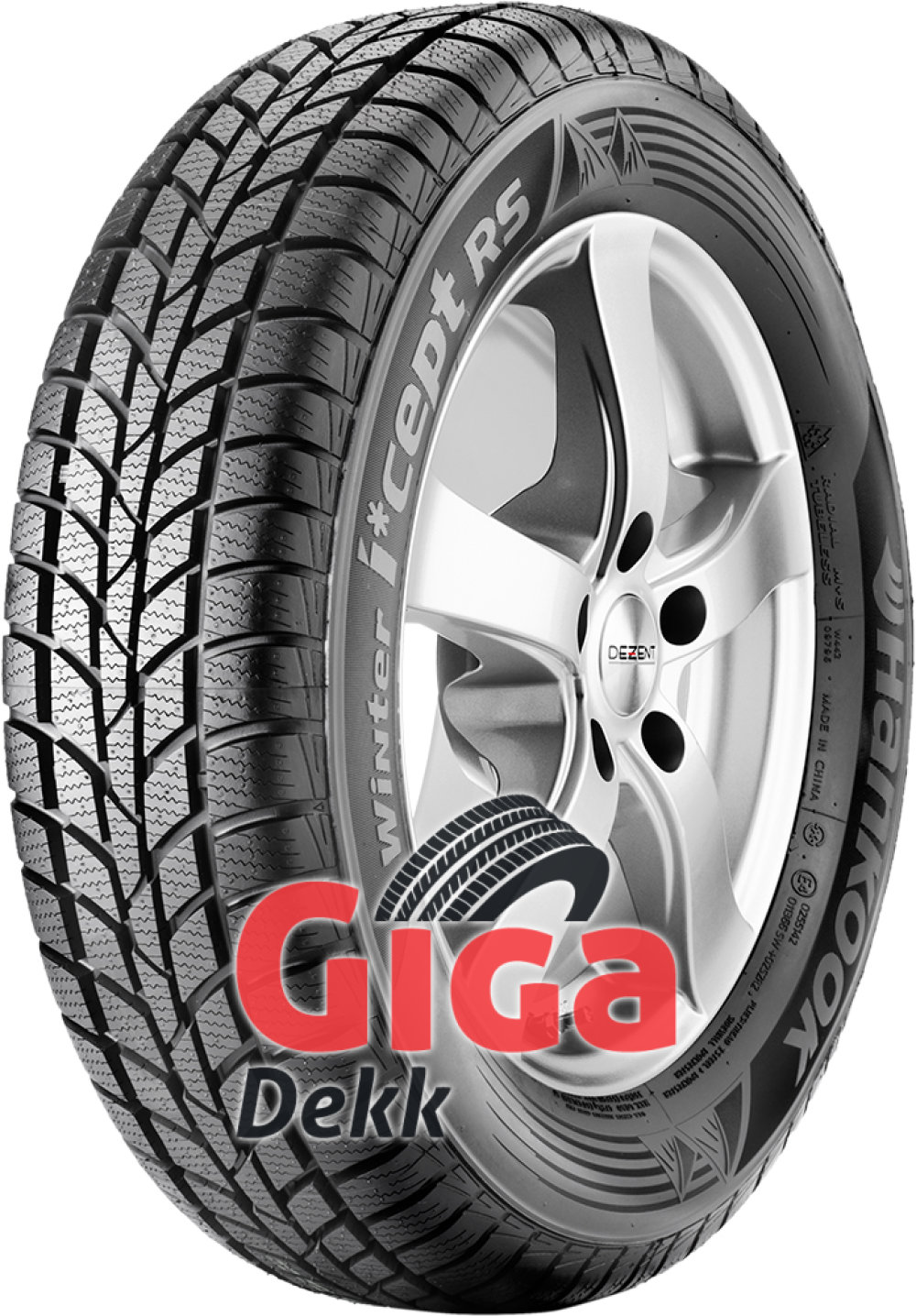 Hankook i*cept RS (W442) ( 165/65 R14 79T )