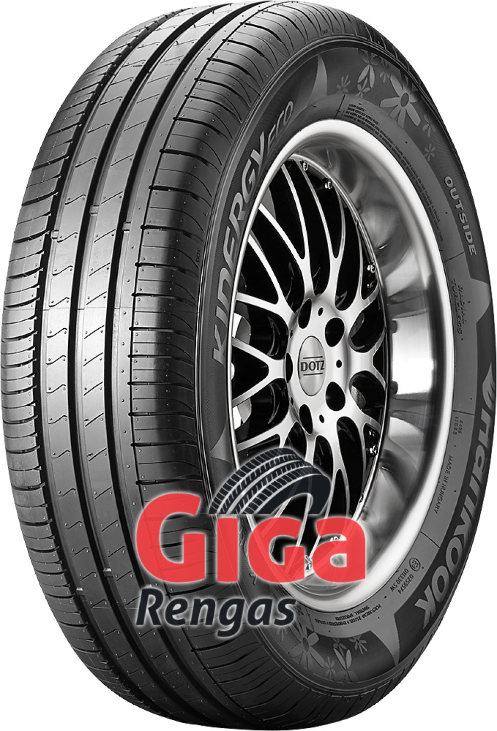 Hankook Kinergy Eco K425 ( 195/50 R15 82H SBL )