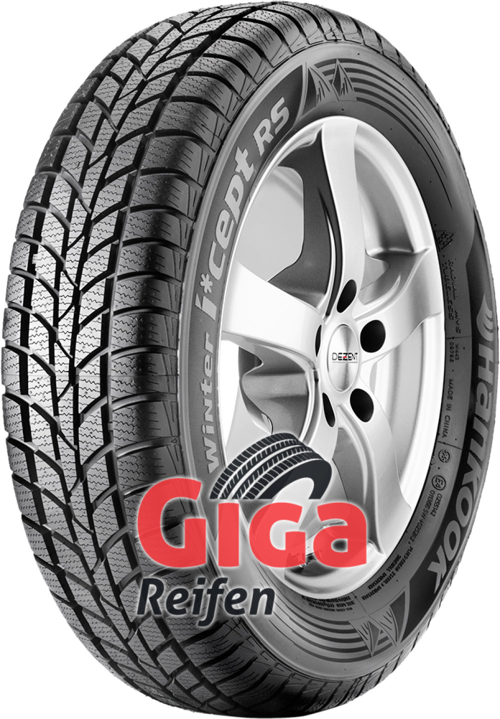 Hankook i*cept RS (W442) ( 205/65 R15 99T XL SBL )