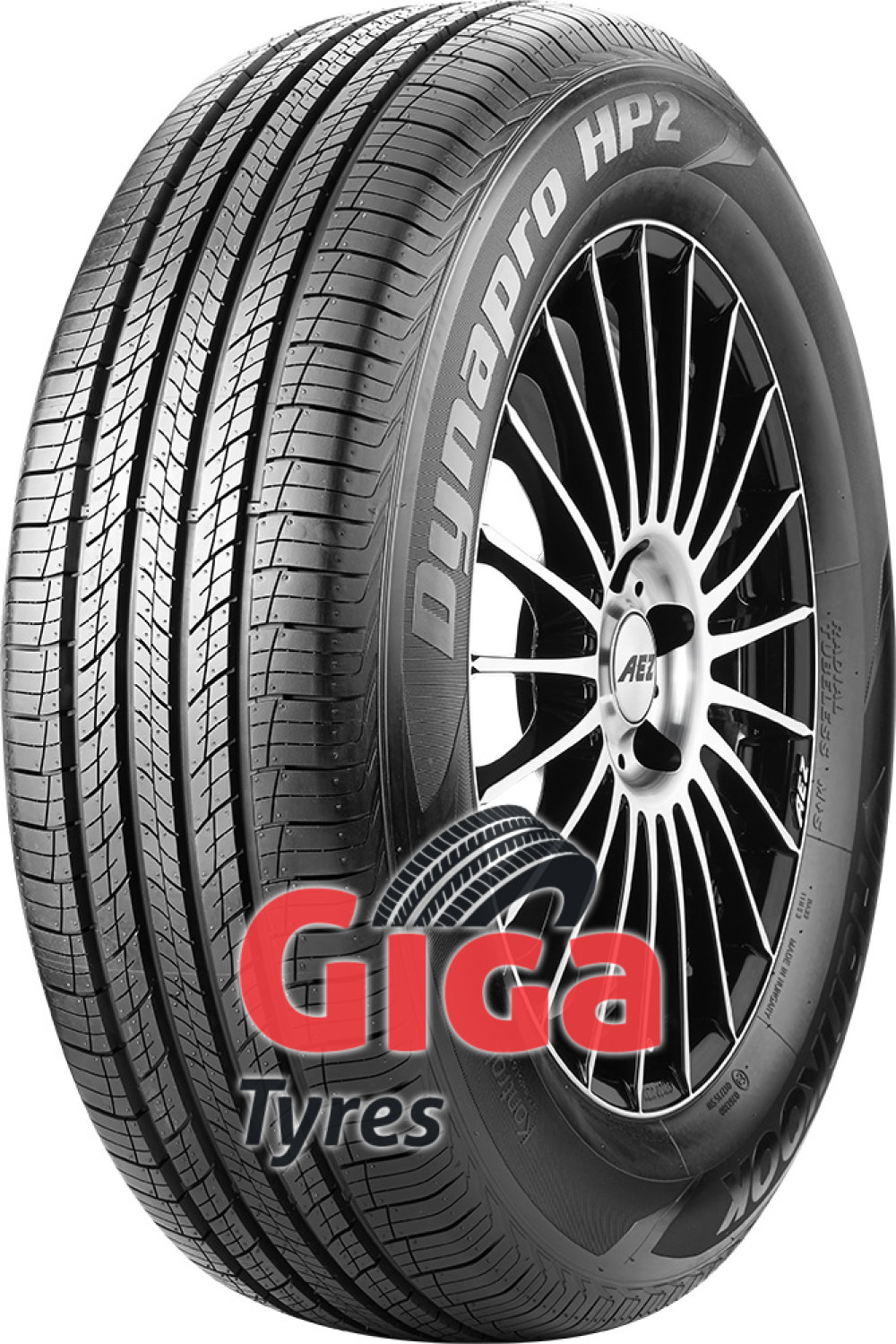Hankook Dynapro HP2 (RA33) ( 235/55 R18 100V , with rim protection (MFS) )