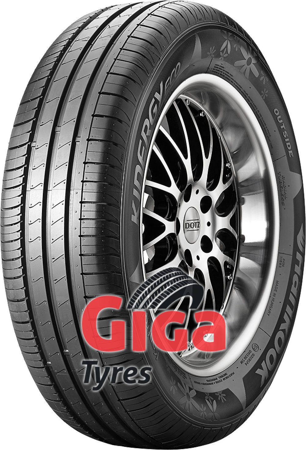 Hankook Kinergy Eco K425 ( 165/70 R14 81T )