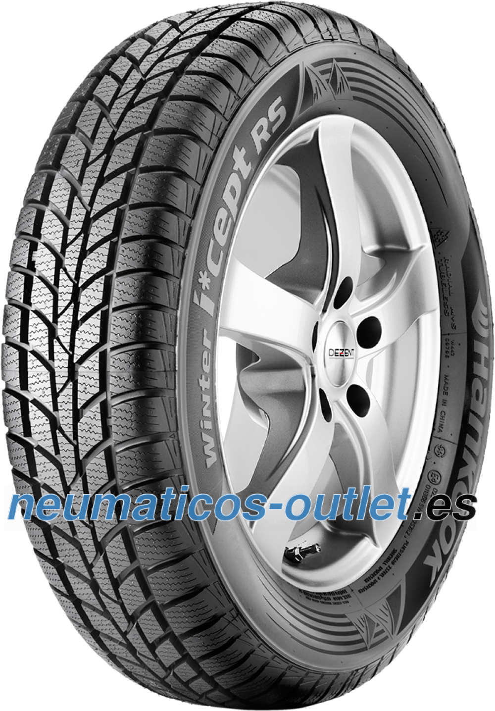Hankook i*cept RS (W442) ( 185/55 R14 80T )