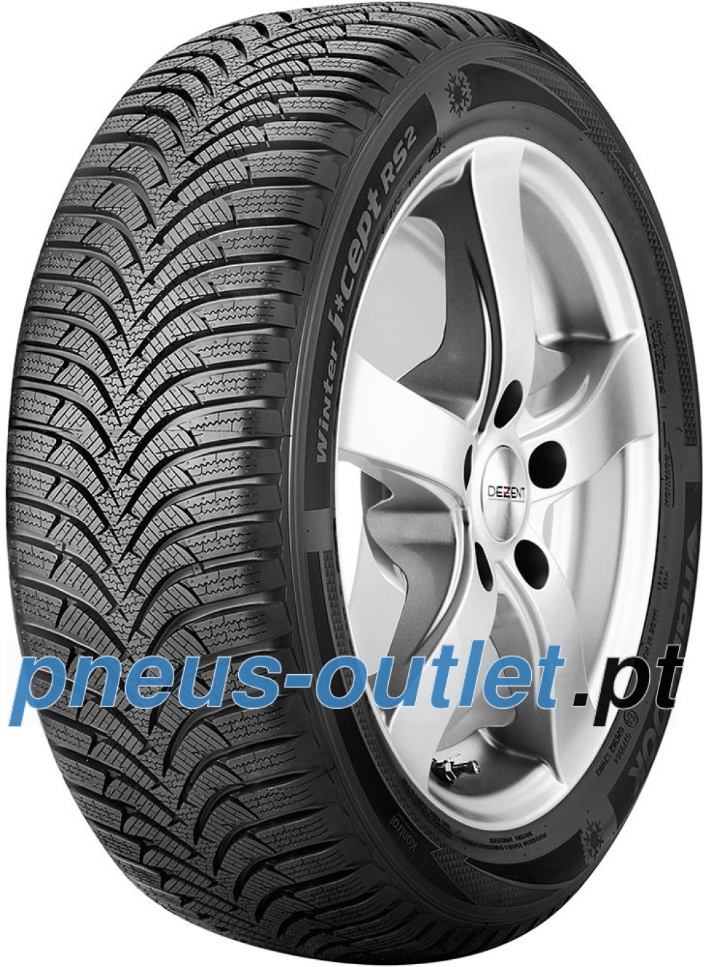 Hankook i*cept RS 2 (W452) ( 165/70 R14 85T XL SBL )