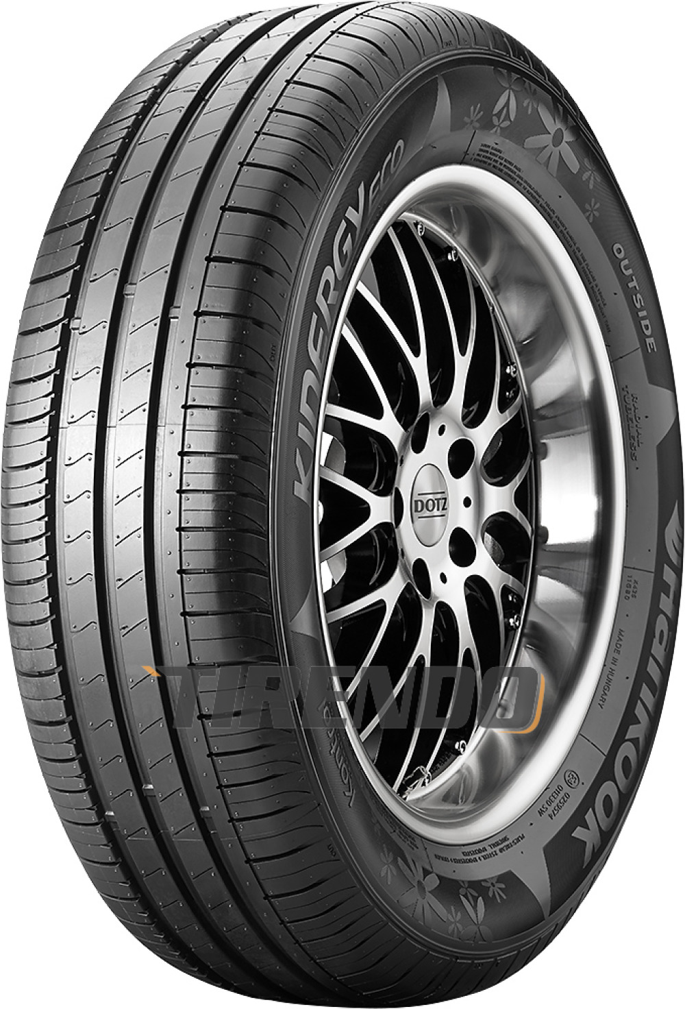 Hankook Kinergy Eco K425 ( 185/60 R15 84H SBL )