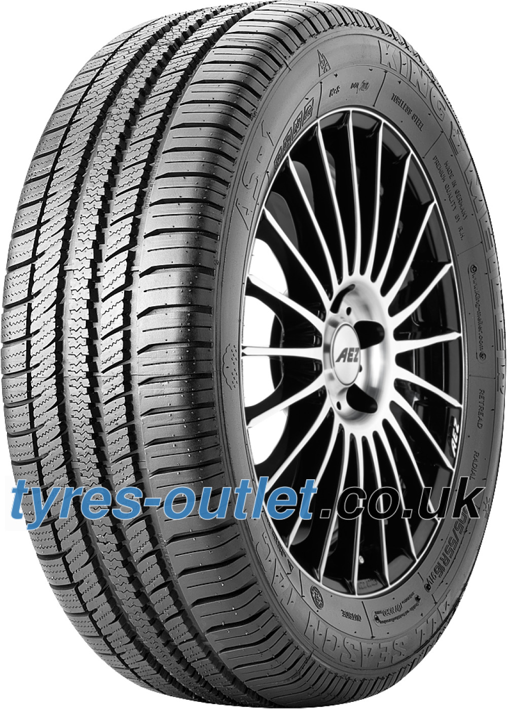 King Meiler AS-1 ( 225/45 R17 91H , remould )