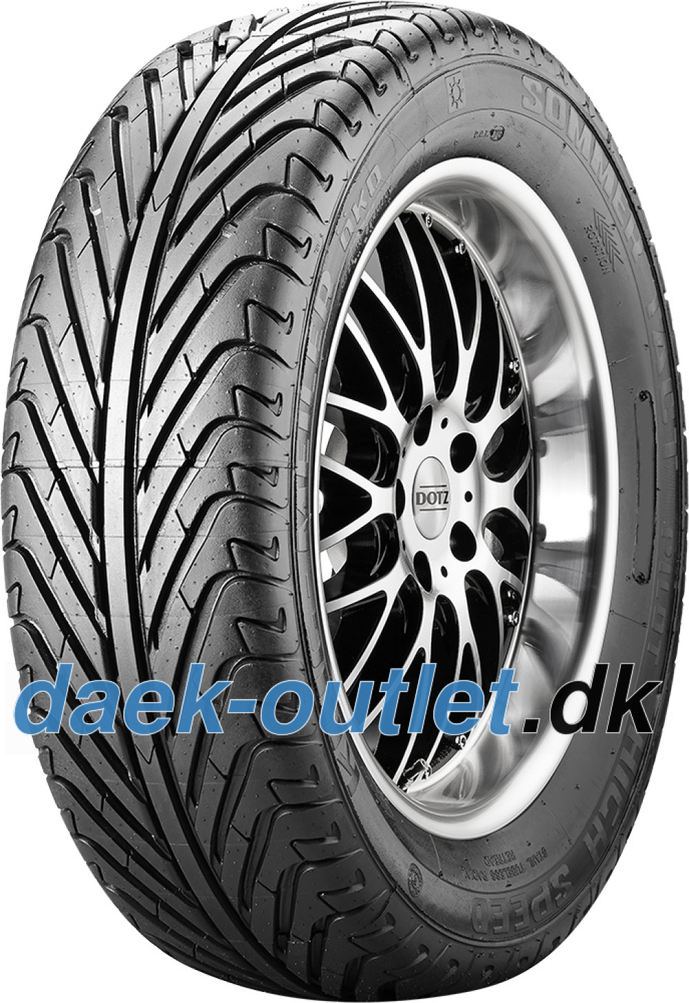 King Meiler ÖKO ( 185/55 R15 86H XL totalt fornyet )