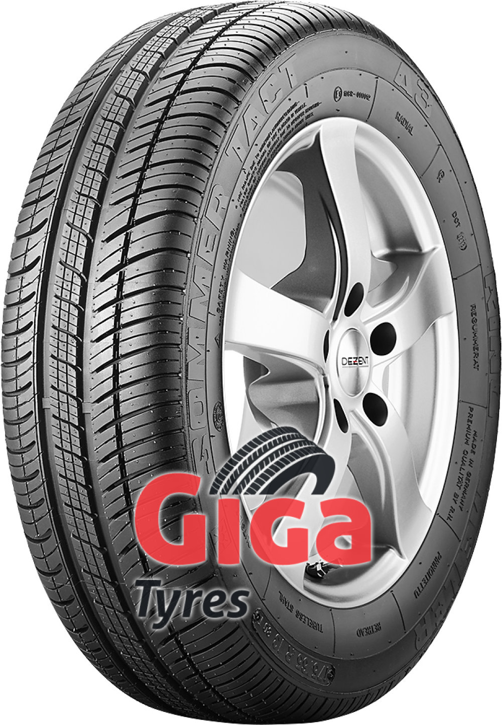 King Meiler A3 ( 165/70 R13 79T remould )