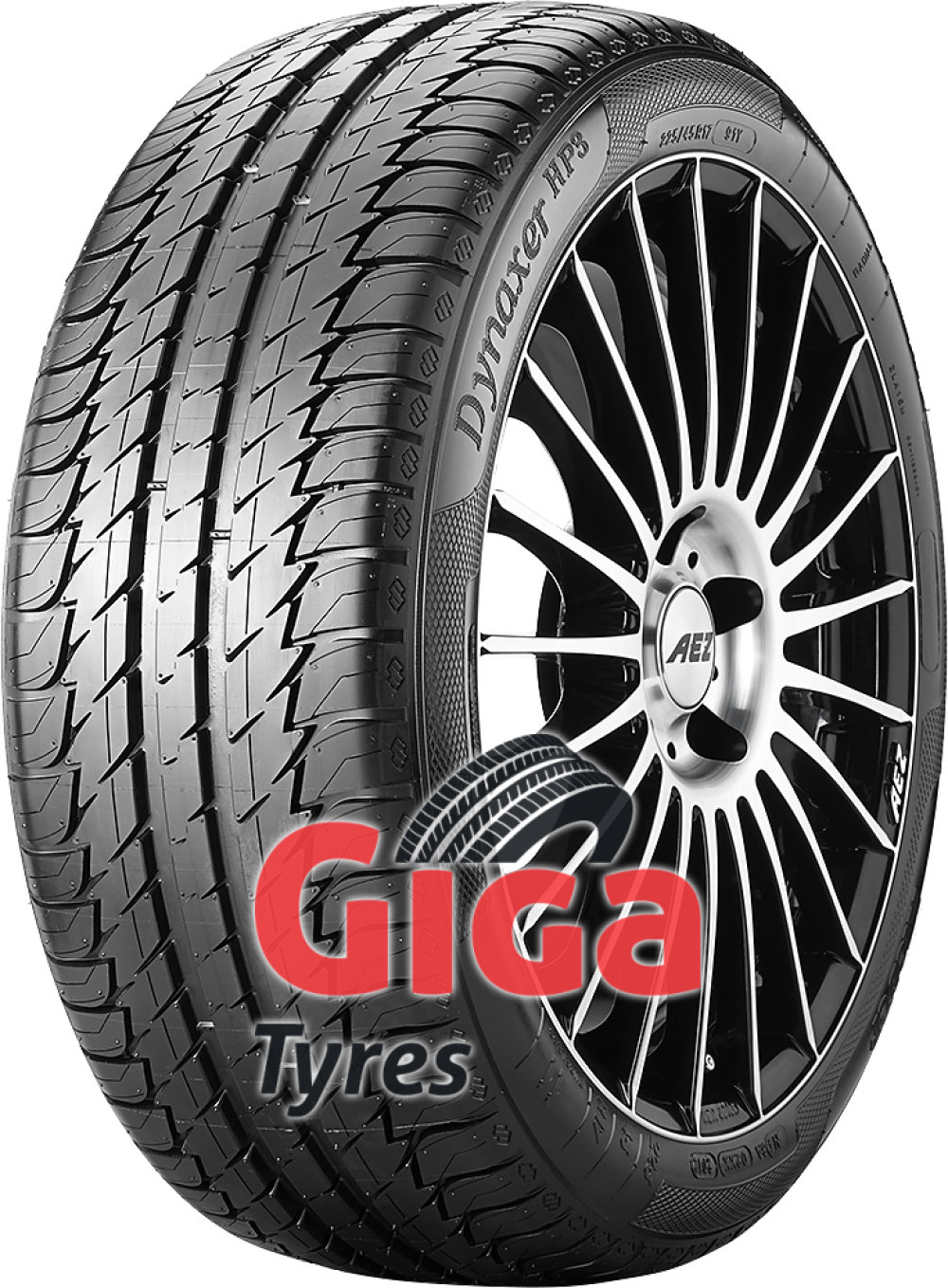 Kleber Dynaxer HP 3 ( 215/65 R17 99V SUV, with rim protection ridge (FSL) )