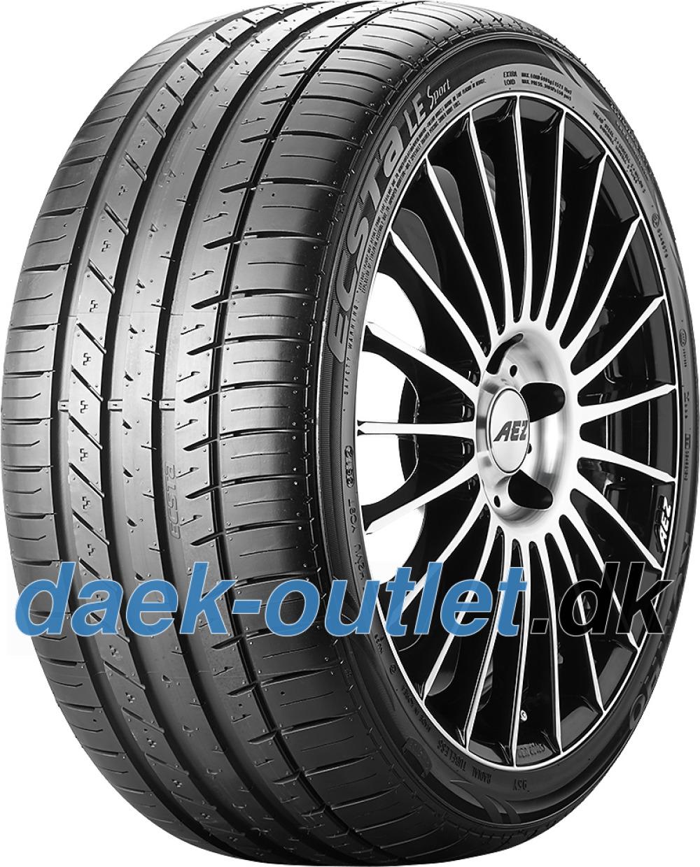 Kumho Ecsta Le Sport KU39 ( 245/45 ZR18 100Y XL med fælgbeskyttelses liste (FSL) )