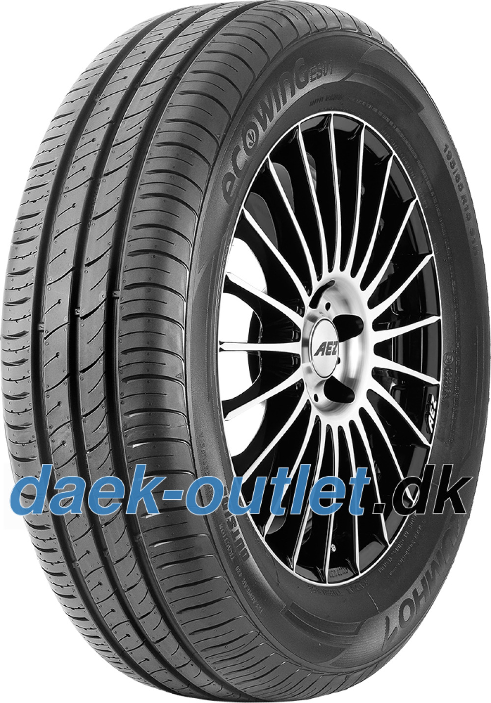 Kumho EcoWing ES01 KH27 ( 175/60 R15 81H )