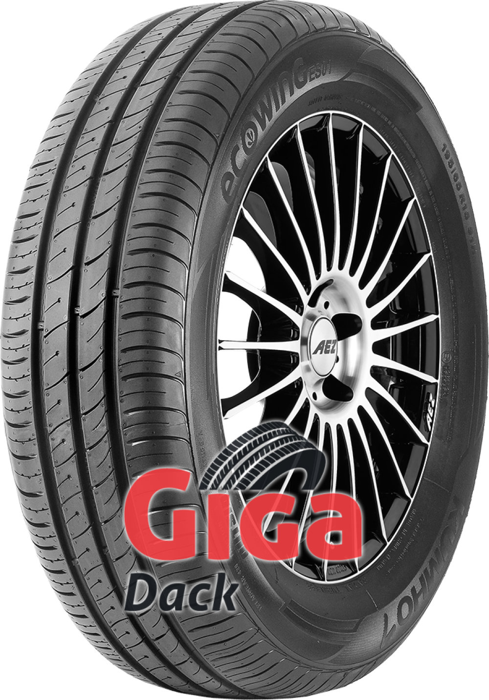 Kumho EcoWing ES01 KH27 ( 175/65 R15 84T )
