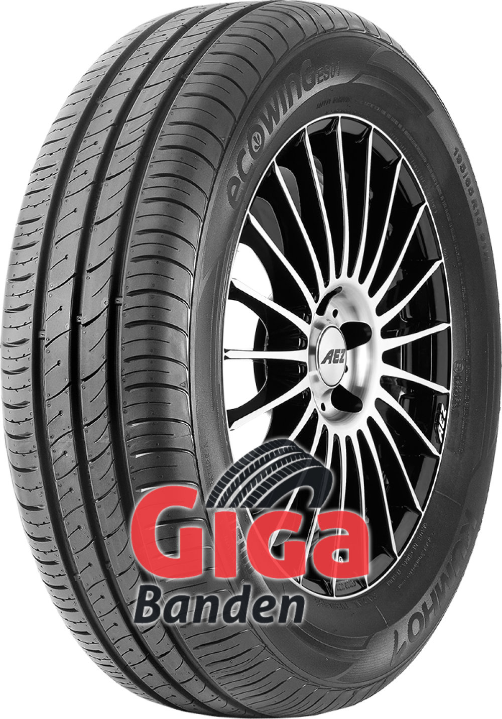 Kumho EcoWing ES01 KH27 ( 195/50 R16 84H )
