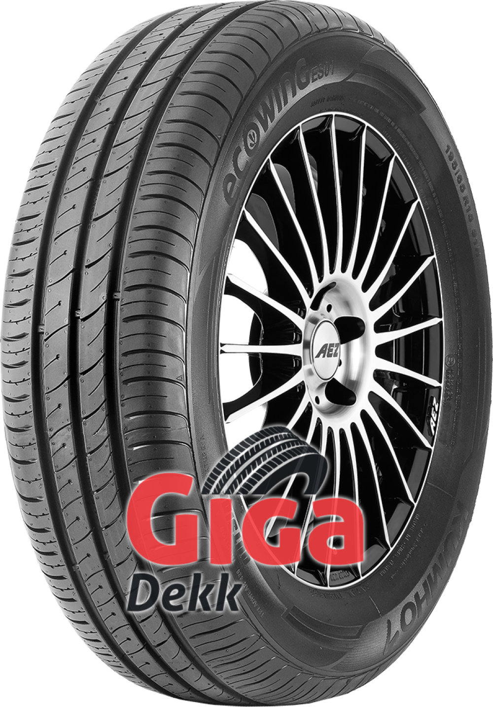 Kumho EcoWing ES01 KH27 ( 185/60 R15 84T )