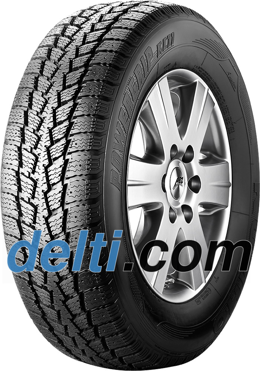 Kumho PowerGrip KC11 ( 205/80 R16 104Q , Te spiken )