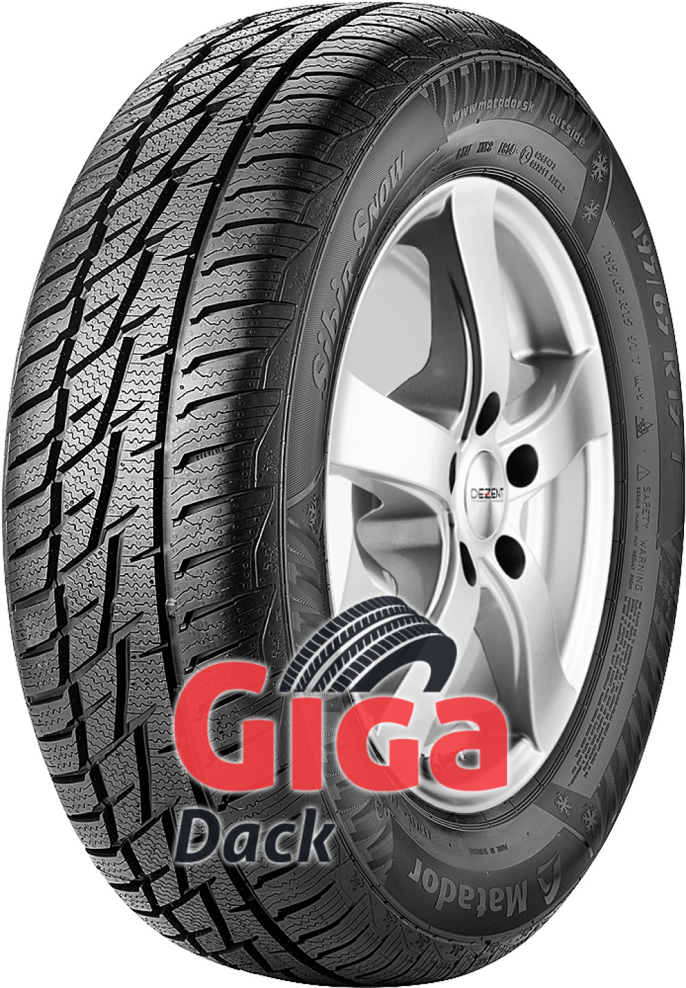 Matador MP92 Sibir Snow ( 215/65 R16 98H , SUV )