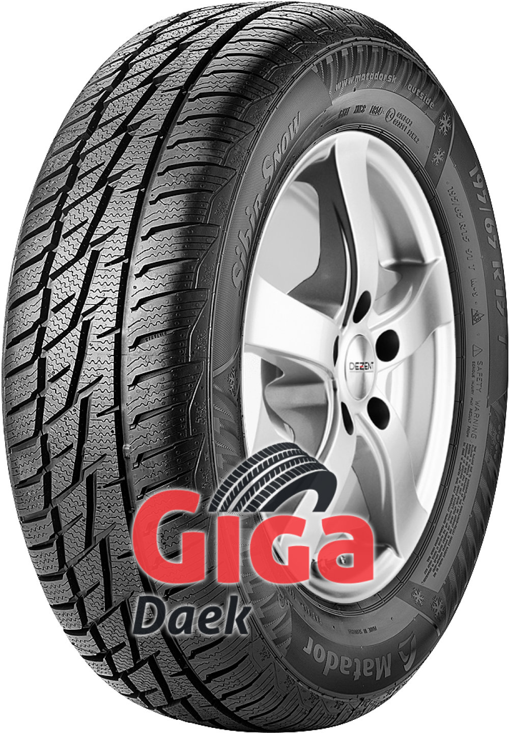 Matador MP92 Sibir Snow ( 225/65 R17 102T , SUV )