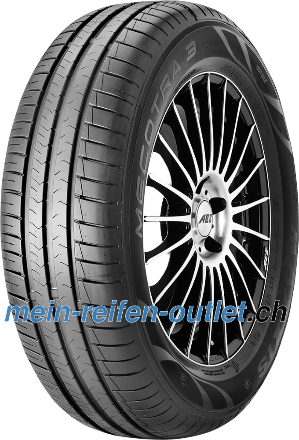 Maxxis Mecotra 3 ( 205/60 R16 92H )