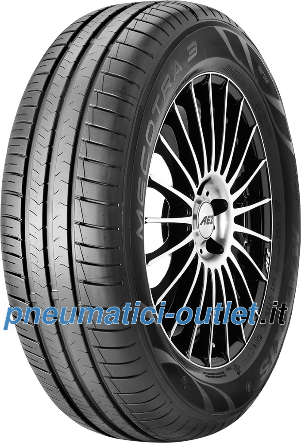 Maxxis Mecotra 3 ( 165/70 R14 81T )