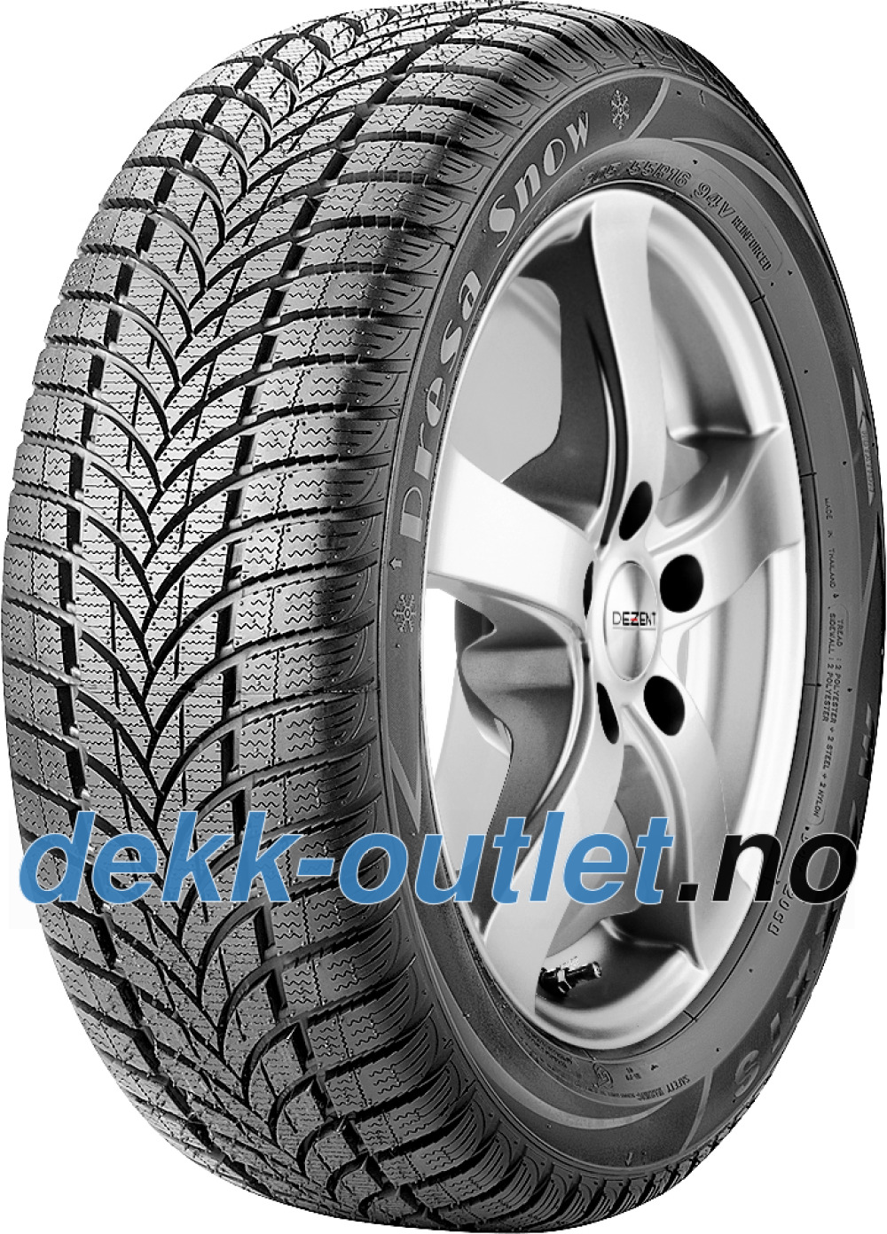 Maxxis MA-PW ( 195/60 R15 88T )